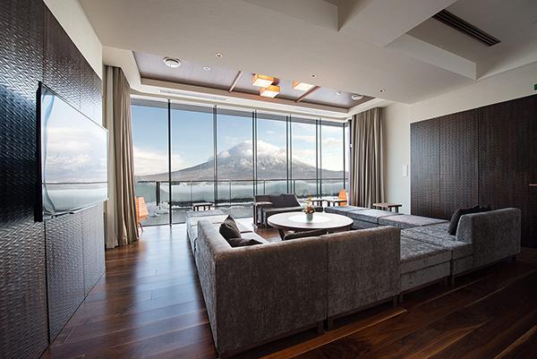 ki.Penthouse Yotei View Living Room Web