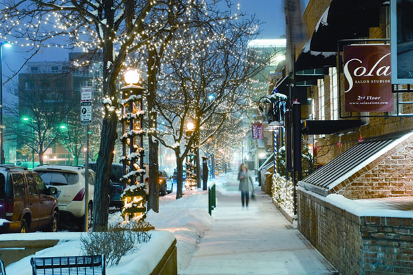 Cherry Creek shopping © Visit Denver
