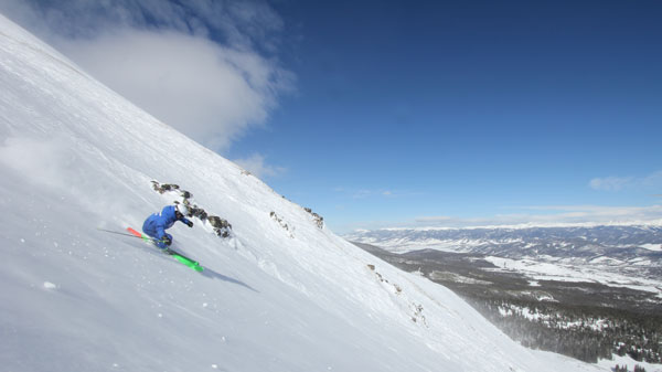 If you like alpine you'll love Breck © Owain Price