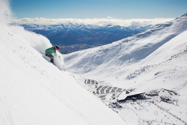 Cruisy down the middle and funkier on the sides sums up The Remarkables