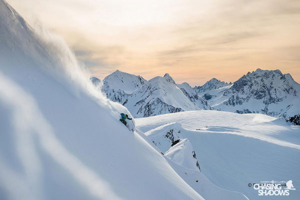 Chugach, Alaska © Warren Miller Entertainment