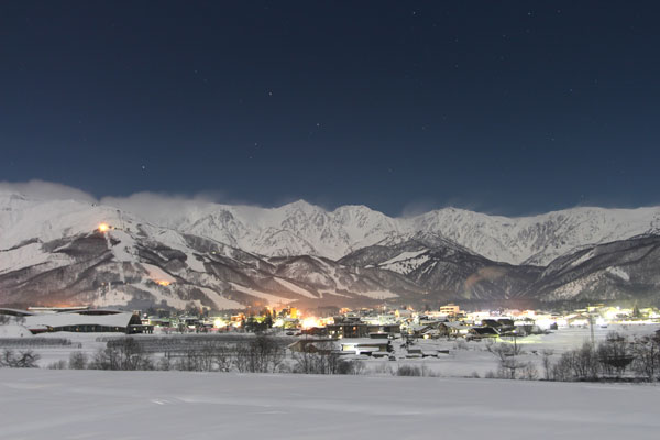 One more reason to go to Hakuba! © FWT