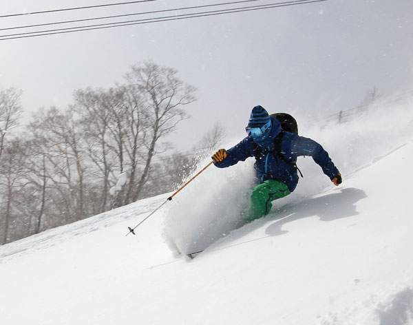 Shizukuishi top runs