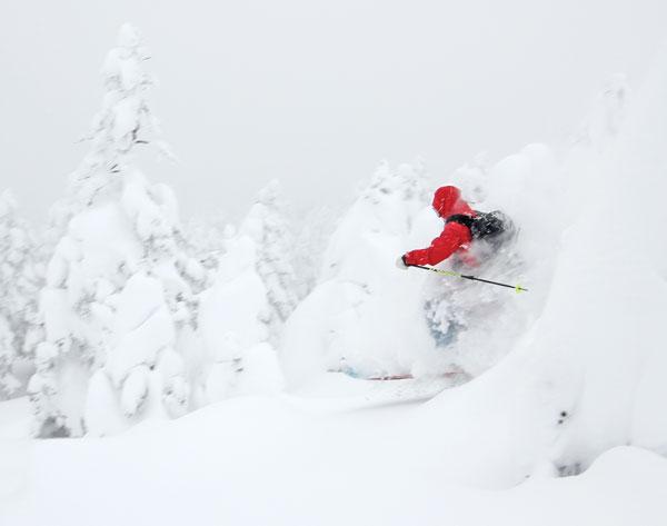 Japaneses ski guides Grandeco