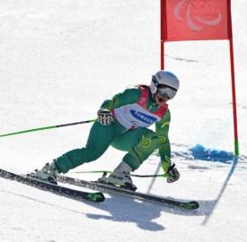 Melissa Perrine Australian Paralympic Team