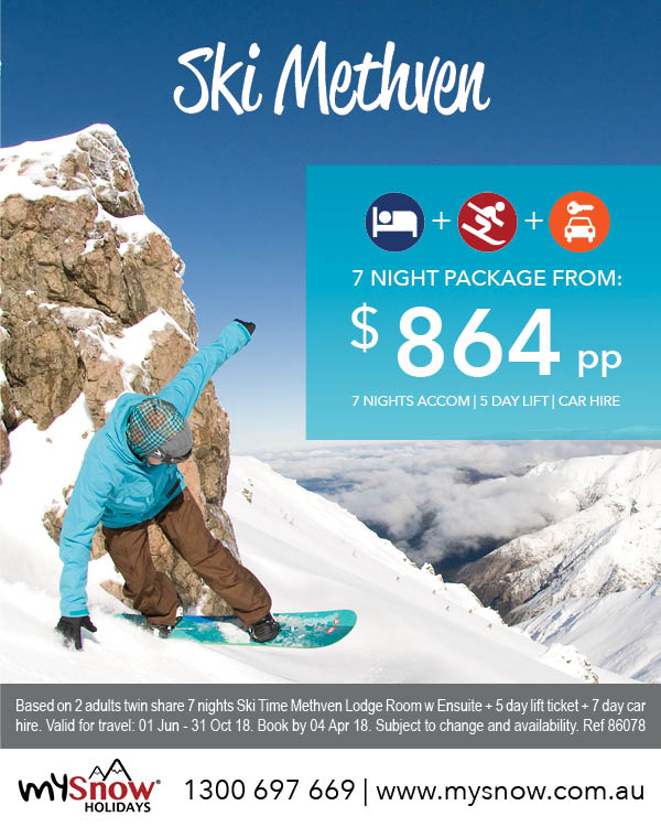 New Zealand Mt Hutt deals