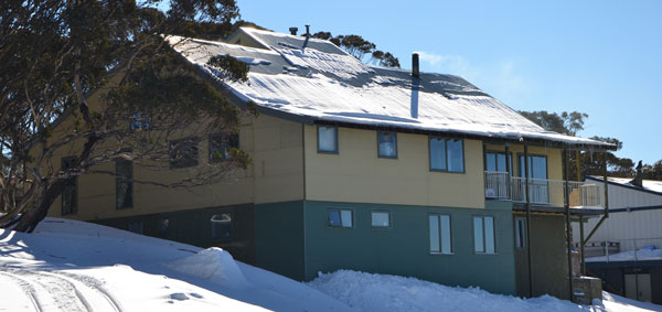 Arrabri Ski Lodge Hotham
