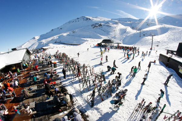 opening day Mt Hutt