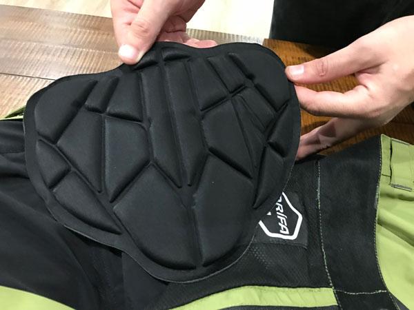 Drífa snow protection gear tail insert