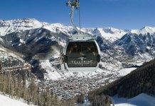 Telluride gondola view
