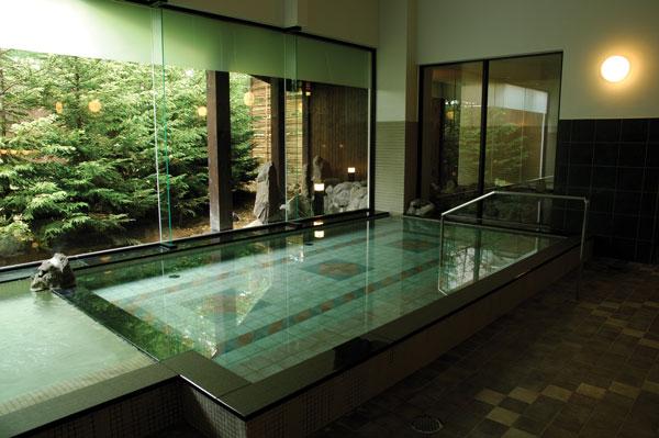 Onsen at Sahoro Resort