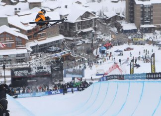 US Grand Prix Super Pipe at Copper Mountain