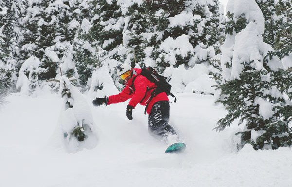 riding with Purgatory Snowcat Adventures