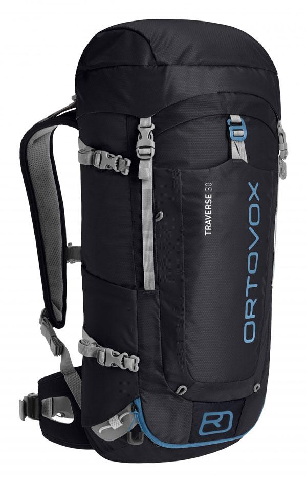 Ortovox Traverse 30 pack in black