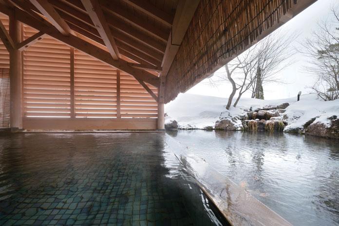 Shizukuishi Ski Resort onsen