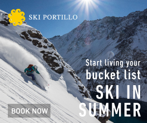 Ski Portillo ad