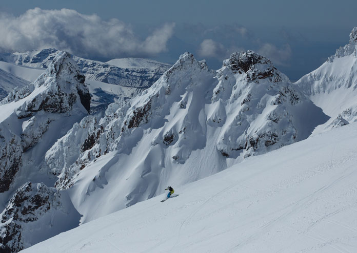 Mt Ruapehu is rated #1 by our Features Editor in the Top 5 ski areas in New Zealand