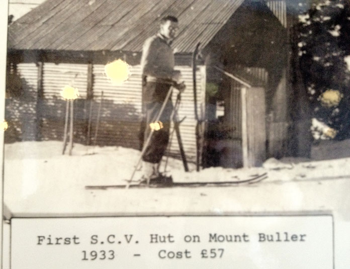 70 years of Buller lifts is the modern history of skiing there - without any lifts the SCV already had a hut since the 1930s