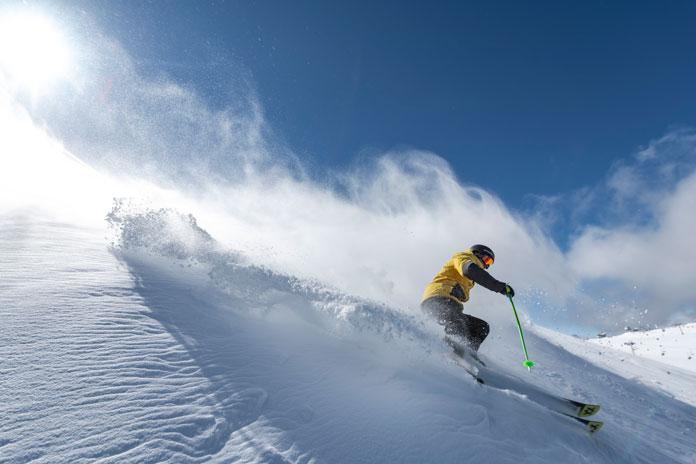 Buller's best season pass deal ever let's you ski the great 2019 season snow all September FREE.