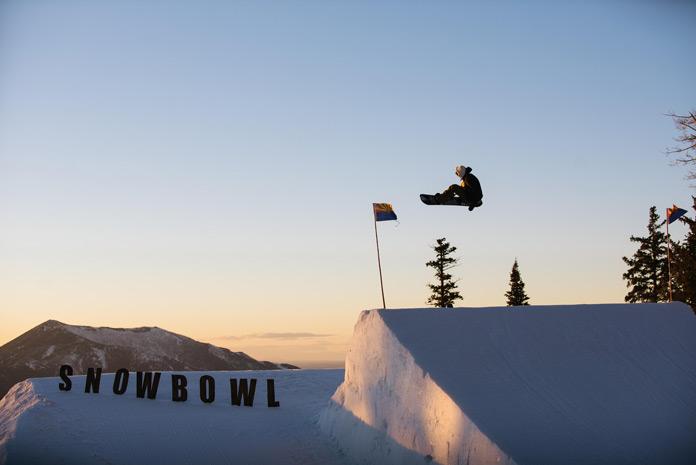 Arizona Snow Bowl expert park