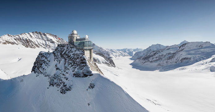 Jungfraujoch Top of Europe