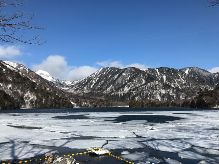 Lake Yumoto, Nikko