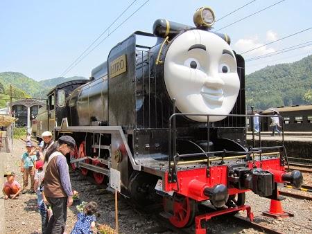 夏休みはトーマスに会いに大井川鐡道に行こう!東京からマイカーで行く場合のまとめ