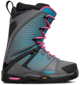Some say this is the best snowboard boots for women due to the style