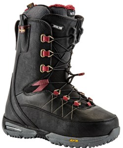 A great pair of the best women's snowboard boots to cap off the list