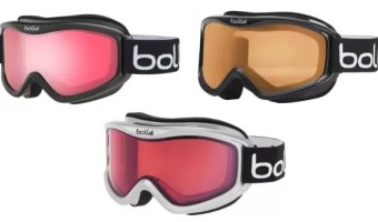 We review the Bolle Mojo snowboard ski goggles
