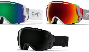 Here's our in-depth review of the Smith I/O 7 snow goggles