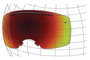 The Smith I/O7 lens shape