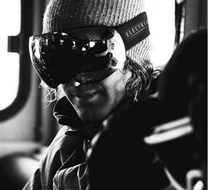Sleek and stylish, not to mention an advanced snow goggle