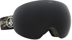 An awesome snow goggle if you have the cash
