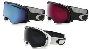 Here's our review of the Oakley Airbrake snow goggles