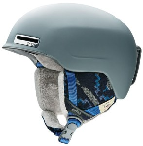 Another one of the best women's snow helmets by Smith