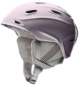 This ladies helmet by Smith is highly rated for a reason