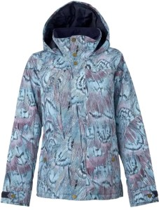 A brilliant snow jacket for ladies