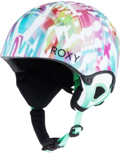 For the little girls out there who want a helmet with style