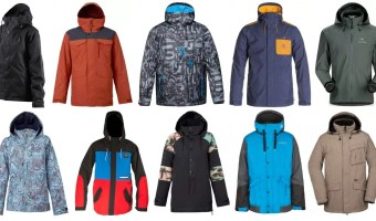 This guide helps you find the best jacket for snowboarding and skiing