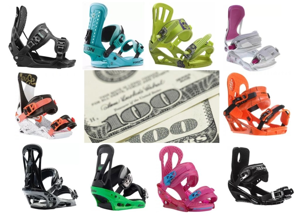 We found some top picks for $200 or less snowboard bindings