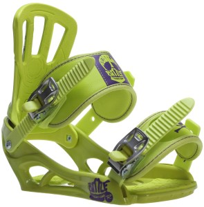 Another high-quality pair of bindings for low budgets