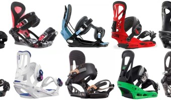 We review the best beginners snowboard bindings