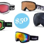 The Best Snowboard Ski Goggles for Under $50