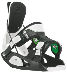 Flow's excellent pair of bindings for $100 or less