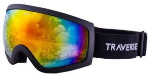 A very highly reviewed pair of goggles for $50 or less