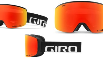 Our review on the brand new Giro Axis snow goggles