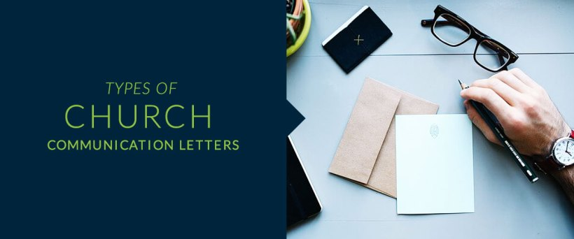 9 Essential Church Communication Letters Free Sample
