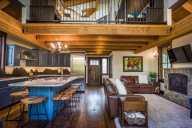 Luxury awaits you in Cedar's main level