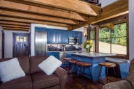 Thoughtful design gives you ample room in our cozy chalet [Ponderosa]
